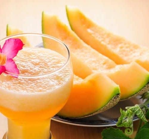 Cantaloupe Craze Smoothie Recipe Blender Babes Add booze, if you like! cantaloupe craze
