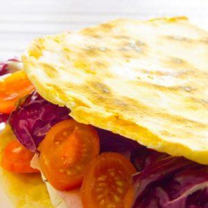 Gluten-Free Cauliflower Wrap Recipe from @BlenderBabes