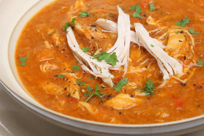 Taco soup recipe with chicken