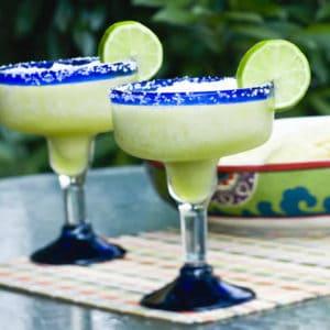 Classic Blended Margarita Recipe