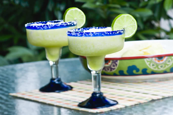 Classic Blended Margarita Recipe