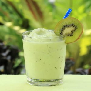 Kiwi Kombucha Green Smoothie