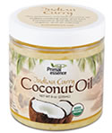 Indian Curry Infused Coconut Oil Natural & Organic Product Copmany Favorites at Natural Product Expo by @BlenderBabes