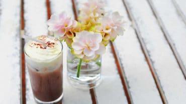 Cold Irish Coffee Blended Recipe