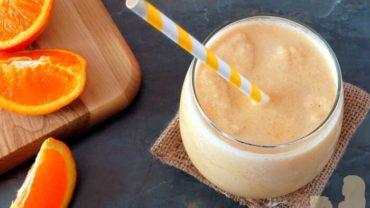 Copycat Jamba Juice Orange Julius Recipe by @BlenderBabes