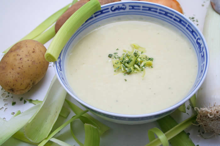 Creamy Irish Potato Soup Recipe