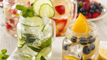 DIY Detox Water Recipes