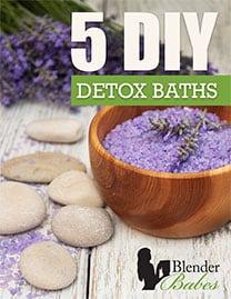 DIY Detox bath eBook