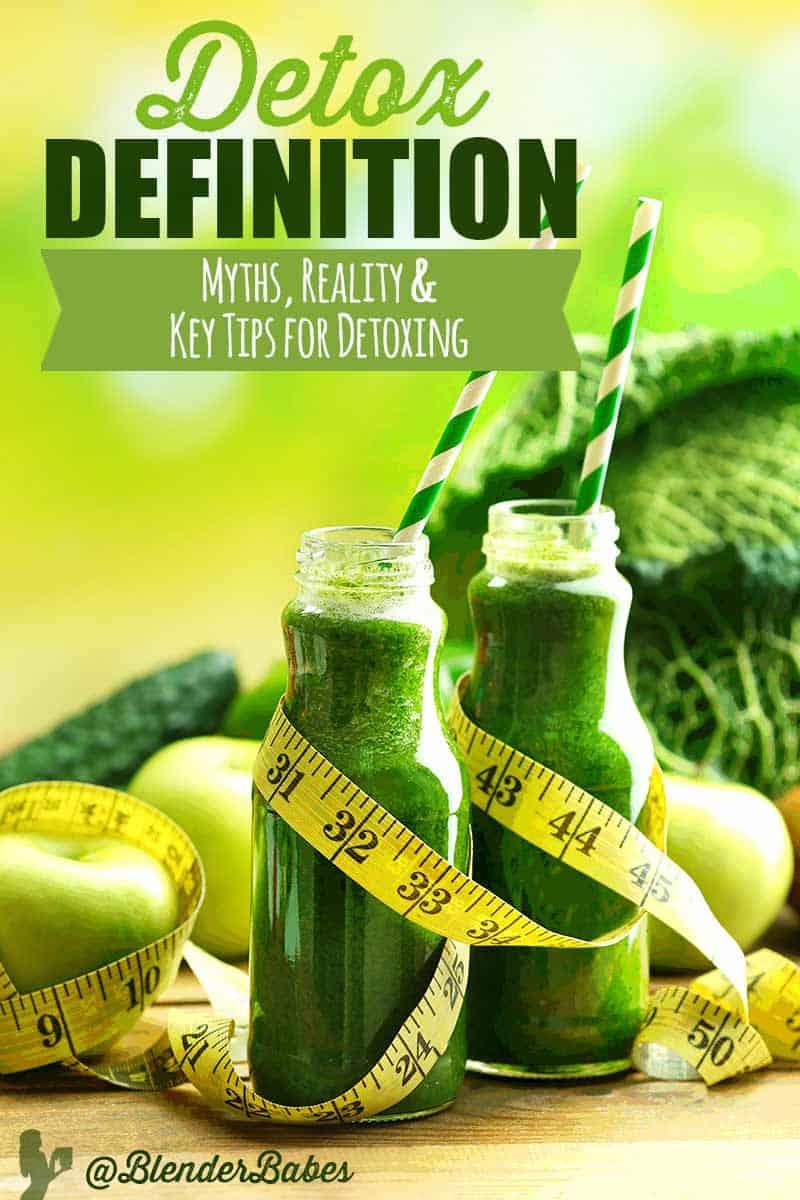 The Detox Definition #detox #detoxtips #detoxmyths #detoxing #blenderbabes