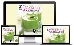 21 Day Green Smoothie Challenge