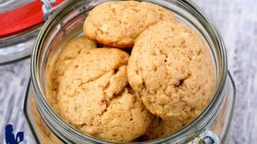 Sweet Potato Cookies Vegan by Dr. Fuhrman
