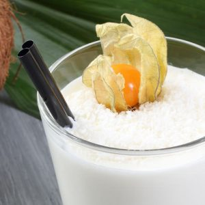 Dr. Oz Coconut Chai Breakfast Smoothie Shake by @BlenderBabes