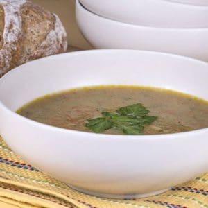 Dr. Fuhrman's Famous Anti-Cancer Soup Recipe via @BlenderBabes