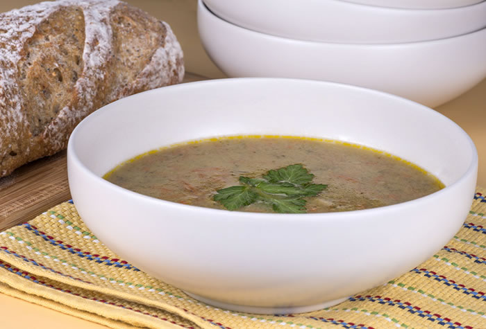 Dr. Fuhrman's Famous Anti-Cancer Soup Recipe via @BlenderBabes