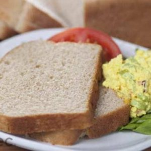 Eggless Egg Salad Recipe in your Blendtec or Vitamix by @BlenderBabes