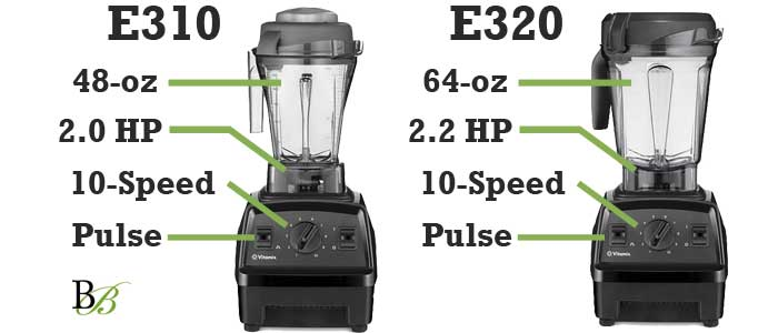 Vitamix Explorian Design and Features