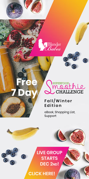 free superfood smoothie challenge