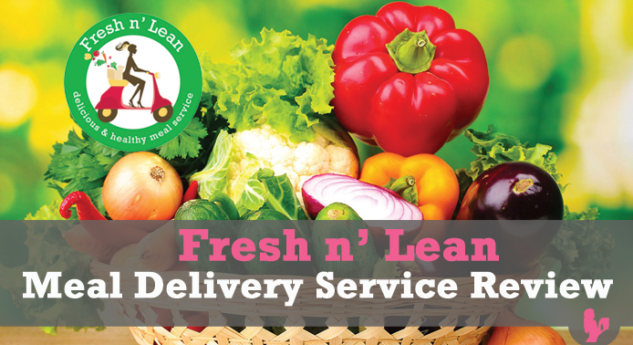 Fresh n' Lean Delicious Organic, Plant-Based, Gluten-Free Meal Delivery Service Review + Giveaway!