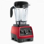 Vitamix Next Gen Programs Red Side View