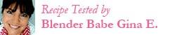Blender Babes Recipe Tester