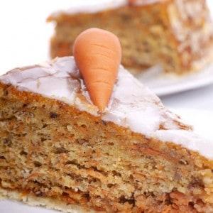 Gluten Free Apple Carrot Cake Easter Recipe