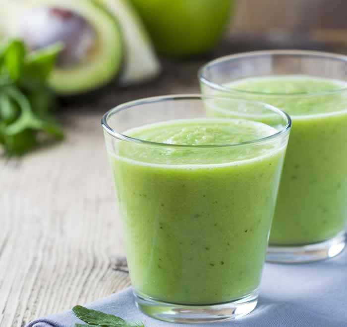 Green Monster Smoothie Recipe by Ryan Baggett
