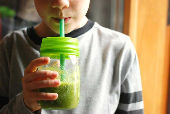 Smoothies for Kids - Healthy Green Smoothie for Kids