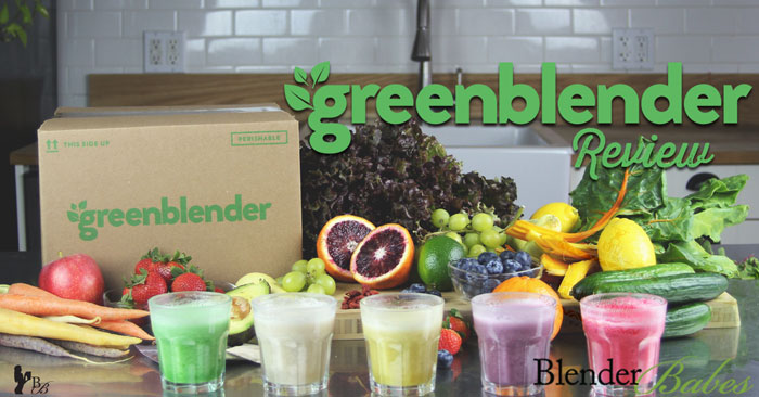 Green Blender Review – A Smoothie Delivery Service