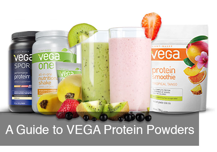 A Guide to VEGA Protein Powders by @BlenderBabes