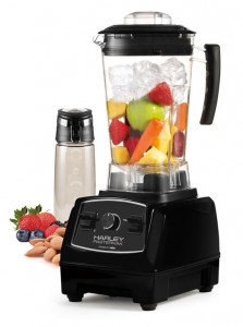 Harley Pasternak Blender Review - Comparing to a Vitamix @BlenderBabes