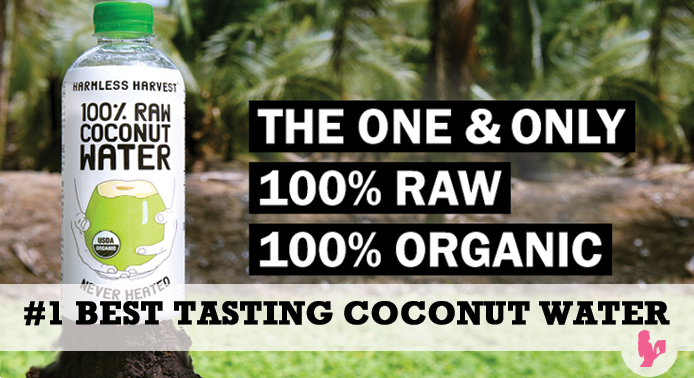 Harmless Harvest: The #1 Best Tasting Coconut Water