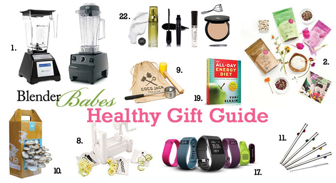 Blender Babes Healthy Gift Guide