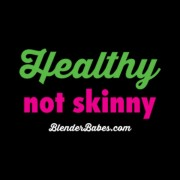 Healthy-not-skinny