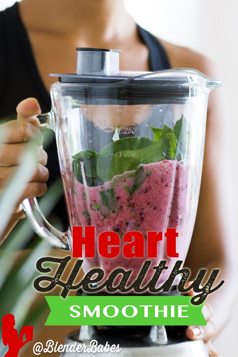 Red Grape Heart Health Smoothie