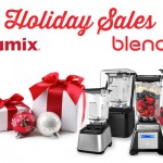 Blendtec and Vitamix Sale for Black Friday by Blender Babes
