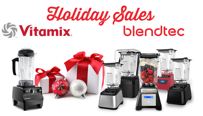2016 Vitamix & Blendtec Black Friday Deals