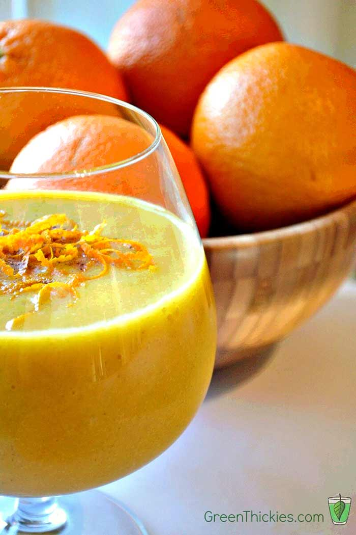 Homemade Orange Julius Recipe - Smoothies Without Bananas