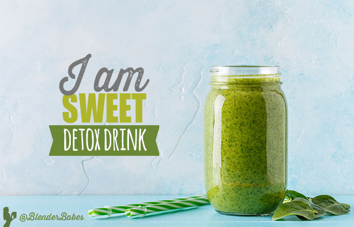 I am Sweet Detox Drink