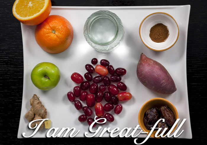 Juice Detox Drink 5 ~ I AM GREAT-FULL