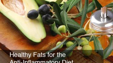 Healthy Fats for the Anti-Inflammatory Diet by @BlenderBabes