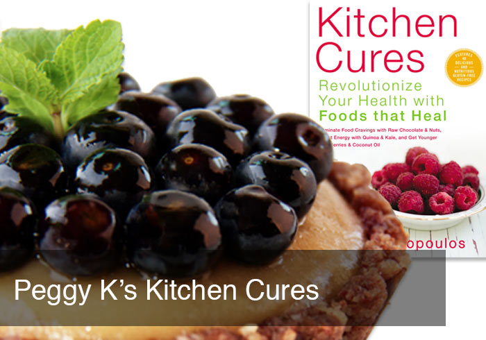 Kitchen Cures by Peggy Kotsopoulos by @BlenderBabes