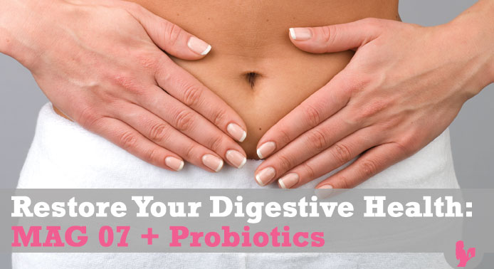 Probiotics and Mag 07 Review A Colon Detox and Restore Your Digestive Health