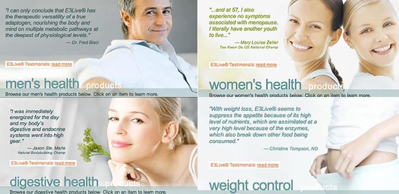 Mens & Womans Health