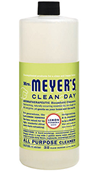 Meyer's Clean Day Laundry Detergent Natural & Organic Product Copmany Favorites at Natural Product Expo by @BlenderBabes