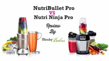 NutriBullet vs Nutri Ninja Pro Review by Blender Babes
