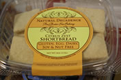 Natural Decadence - Short Bread Natural & Organic Product Copmany Favorites at Natural Product Expo by @BlenderBabes