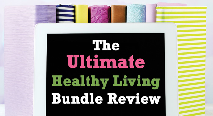 The Ultimate Healthy Living Bundle Review by @BlenderBabes