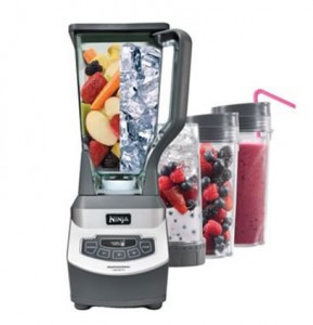 Dr. Oz Green Juice Test – Blendtec vs. Vitamix vs. Ninja by @BlenderBabes