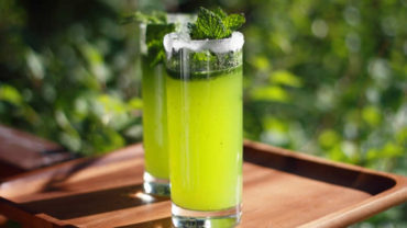 Nojitos - Non Alcoholic Mojito Recipe by @BlenderBabes