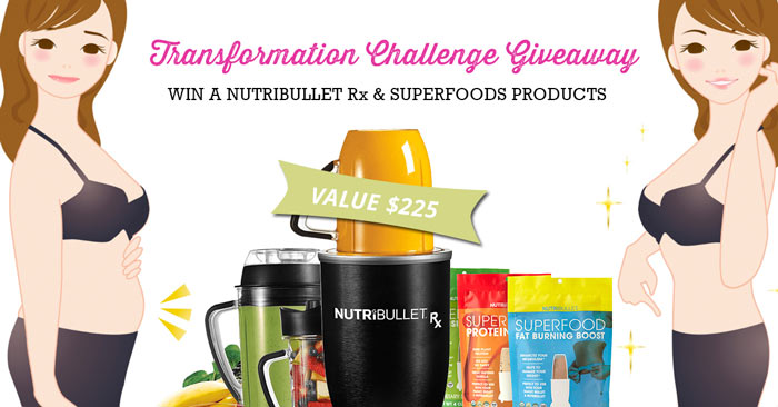 The Blender Cleanse Transformation Challenge